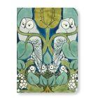 V&A The Owl Mini Notebook