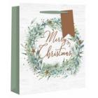 Alpine Wreath Gift Bag (Perfume) - Charity Christmas Gifts & Decorations
