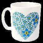 Dementia Heart Friends Mug - Alzheimer's Society