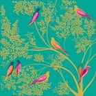 Birds In A Tree Everyday Single Card