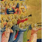 The Court of Heaven  - Cards For Good Causes Charity Christmas Cards