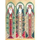 Three Kings Advent Calendar  - Charity Christmas Gifts & Decorations - Charity Christmas Gifts & Decorations