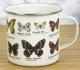 Ecologie Butterfly Enamel Mug