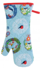 Gauntlet Frosty Garland - Charity Christmas Gifts & Decorations
