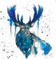 Blue for You - World Wildlife Fund (WWF) Charity Christmas Cards