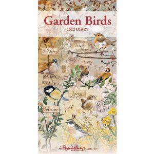 Garden Birds by Pollyanna Pickering Diary 2022