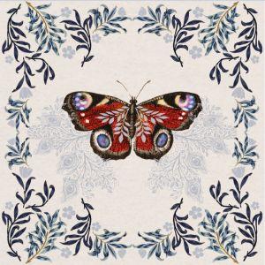Animal Kingdom Butterfly Everyday Single Card