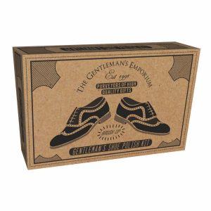 Shoe Polish Set In A Box - Gentleman's Emporium