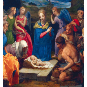 Adoration Of The Shepherds - Cards For Good Causes Charity Christmas Cards