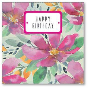 Fabulous Birthday Single Card