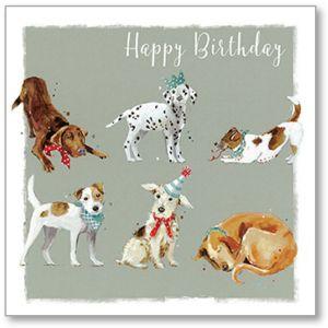 Faithful Friends Birthday Single Card