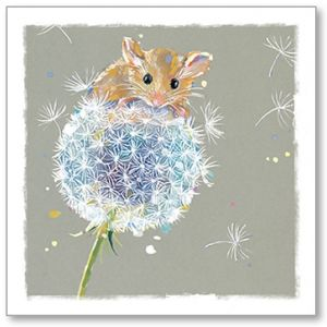Balancing On A Dandelion Everyday Single Card