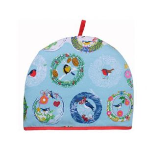 Tea Cosy Frosty Garland - Charity Christmas Gifts & Decorations