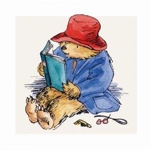 Paddington Reading Everyday Single Card