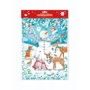 The Magical Forest Advent Calendar (34 x 25cm) - Charity Christmas Gifts & Decorations