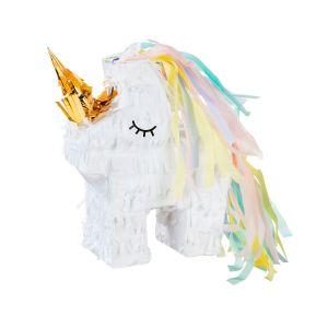 Mini Unicorn Paper Party Pinata