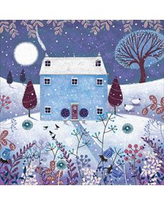 Frosty Winter - National Autistic Society Charity Christmas Cards