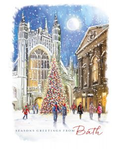 Christmas in Bath - Cards For Good Causes Charity Christmas Cards