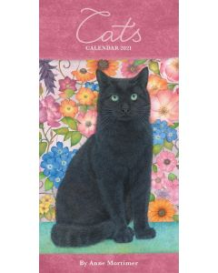 Cats by Anne Mortimer Diary