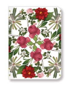 Natural History Museum Florals Mini Notebook