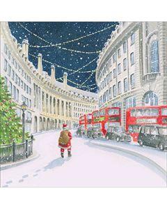 A London Christmas - National Autistic Society Charity Christmas Cards