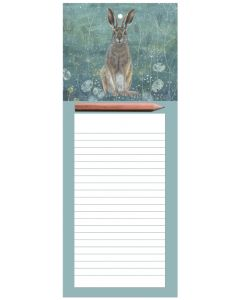 Enchanted Hare Magnetic Jotter