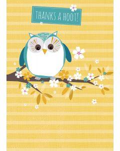 NOTELETS - LITTLE OWL