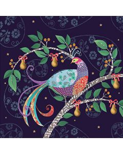 Partridge In A Pear Tree - National Autistic Society Charity Christmas Cards
