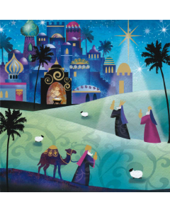 Star Of Wonder -  Cards For Good Causes Charity Christmas Cards