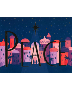 Peace - Cards For Good Causes Charity Christmas Cards
