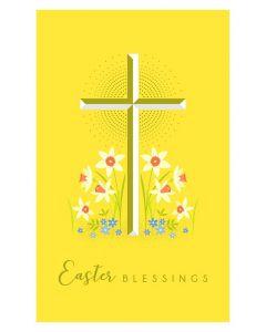 Easter Blessings Single Card