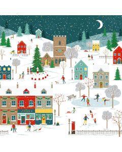Winter Scene - Alzheimer's Society Charity Christmas Cards