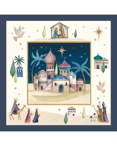 Bethlehem - Alzheimer's Society Charity Christmas Cards