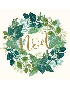 Christmas Wreath - Alzheimer's Society Charity Christmas Cards