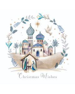 Peaceful Christmas - Barnados Charity Christmas Cards