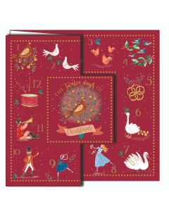 Twelve Days - Barnados Charity Christmas Cards
