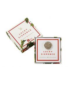 Sixpence - Lucky Six Pence