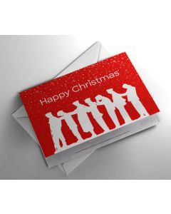 Victory Over Blindness - Blind Veterans Charity Christmas Cards