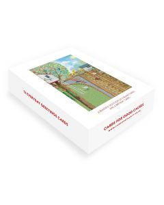 Blank 12 Card Selection Pack - Cards For Good Causes Charity Christmas Cards