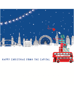 The Capital at Christmas - Cards For Good Causes Charity Christmas Cards