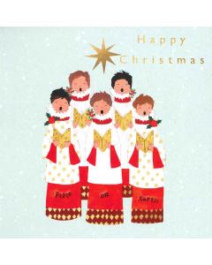 Choir - Cards For Good Causes Charity Christmas Cards