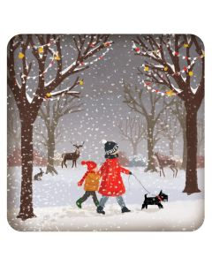 Winter Walkers - Cards For Good Causes Charity Christmas Cards