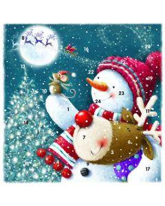 Advent Calendar - Snowman & Reindeer