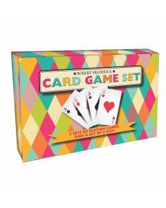 Card Games Set in a Box