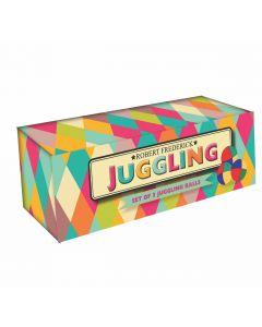 Juggling Set In A Box - Harlequin
