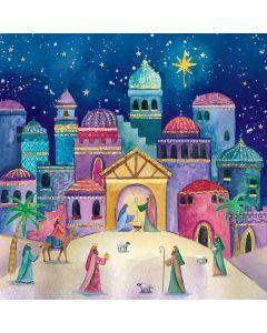 Bethlehem Nativity - Cards For Good Causes Charity Christmas Cards