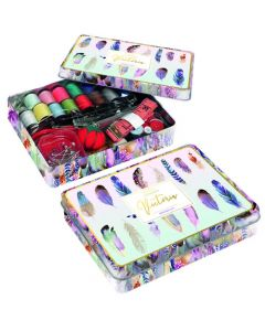 Sewing Kits - Feathers by Victoria