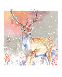 Christmas Stag - Cards For Good Causes Charity Christmas Cards
