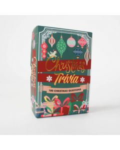 Christmas Trivia - Charity Christmas Gifts & Decorations