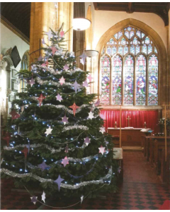 Christmas At ST John's Church, Yeovil - Charity Christmas Cards
